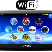 Sony PS Vita Black Wi-Fi + Чехол + Пленка + USB кабель фото
