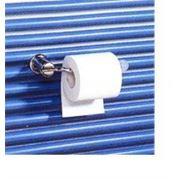 Аксессуары для электрических полотенцесушителей Zehnder Держатель туалетной бумаги (Univегsаl, Arcus, Toga, Janda, Yucca) фото