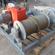 Лебедка электрическая монтажная ЛМ-3 фото