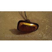 Повторитель на крыло правый (желтый) для Дэу Нексия 1995-2007 г.в. фото