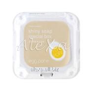 Мыло для лица EGG PORE SHINY SOAP SPECIAL BOX, набор из 4 шт фото