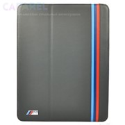 Чехлы BMW Folio Leather Case для iPad 4/iPad 3 - Grey фото