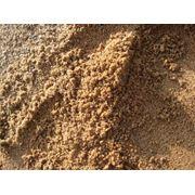 песок речной (намывной) с доставкой фото