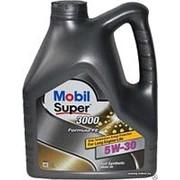 Моторное масло Mobil Super 3000 X1 Formula FE 5W-30 (4л) фото