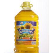 Масло подсолнечное Шодлик фото