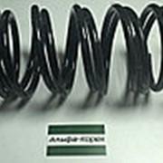 Пружина подвески передней, комплект Lanos // AMD 12x108-141x370 фото