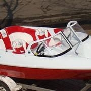 Катер открытый Aqua Marine 420 Open фото