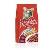 Корм для кошек DARLING с мясом и овощами, 2кг фото