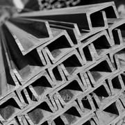 Швеллер стальной горячекатанный (ГОСТ 8240-97) 50х40x3,0 стЗсп/пс фото