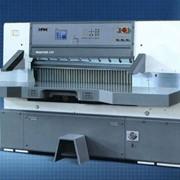 Бумагорезательная машина HUAYUE серия SQZK - Резак продажа поставка наладка фото