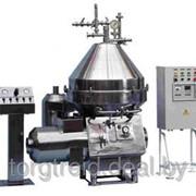 Сепаратор-сливкоотделитель 10 000л/ч фото