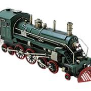 Модель паровоза арт.RD-1204-E-2899 фото