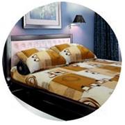 Постельное белье Ранфорс (Polyester / Cotton) Шоколад Полуторный, Двойной, Евро, Семья фото