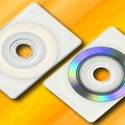 Тиражирование CD-визиток фото