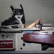 Заточка коньков на профессиональном оборудовании PROSHARP фото