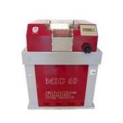 OMAC MIG 60.Автомат для полировки кромок и носиков ремней одной операцией с 4 щетками фото