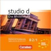 Oliver Bayerlein, Silke Demme, Hermann Funk, Christina Kuhn, hrsg. von Hermann Funk Studio d B2.1 Audio-CDs фото