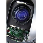 Оптическая передача PTZ видео аудио сигнала фото