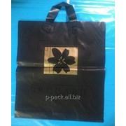 Пакеты с петлевой ручкой 37х44 Брокард фото