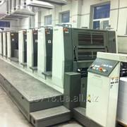 Листовые офсетные печатные машины KOMORI Lithrone LS 829P+C фото
