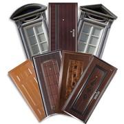 Изготовление металлических дверей! фото