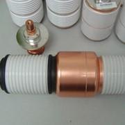 Изоляторы фарфоровые проходные с медными шинами (медь М1) фото