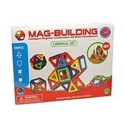 Магнитный конструктор Mag Building, 28 деталей фото