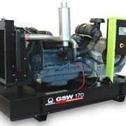 Дизельный генератор Pramac GSW 170 I с АВР фото