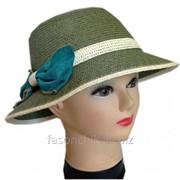 Шляпа летняя бант 22578 фото