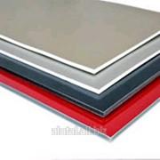 Алюминиевые композитные панели Profibond 4/0,4 мм Г1 фото