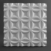 3d панель из гипса Краз фото