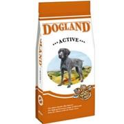 Сухой корм для собак DOGLAND ACTIV 15 кг фото