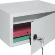 Шкаф металлический МШ14 фото