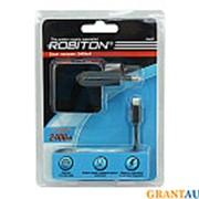 Адаптер/блок питания ROBITON Charging Kit 2.4A iPhone/iPad 100-240V BL1 фото