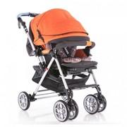 Прогулочная коляска Capella S-802 orange play фото