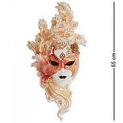 WS-310 Венецианская маска Павлин бол. фото