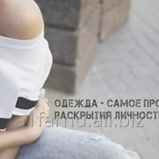 Блузки с вышивкой A1FA молодежные фото