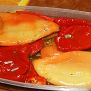 Маринованный болгарский перец фото