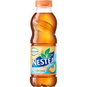 Холодный чай NESTEA персик, 0,5л фото