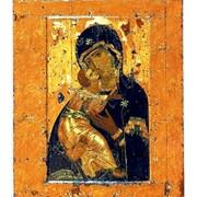Копирование чудотворных икон, написание чудотворных образов фото