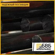 Капролон МГ графитонаполненный стержень 40 мм ПА-6 (полиамид) фото