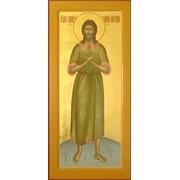 Мерная икона святого Алексия фото