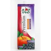 Сок яблочно-черносмородиновый осветленный Premium, SM 183 фото