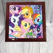 Шкатулка My Little Pony, Май Литл Пони №1 фото