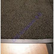 Ковер грязезащитный 1,3х1,5м., на резиновой основе, серый, фото