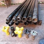 Штанги буровые на станок нкр-100мпа и сбу-100. фото