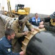 Ремонт газопроводов фото