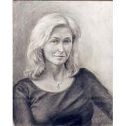 Портреты карандашом по фото фото