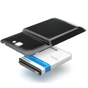 АКБ (аккумулятор, батарея) усиленный Craftmann для SAMSUNG GT-N7100 GALAXY NOTE II (EB595675LU) Black фото