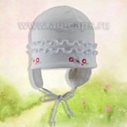 Шапка Elo-Melo №64 (одинарный трикотаж) фото